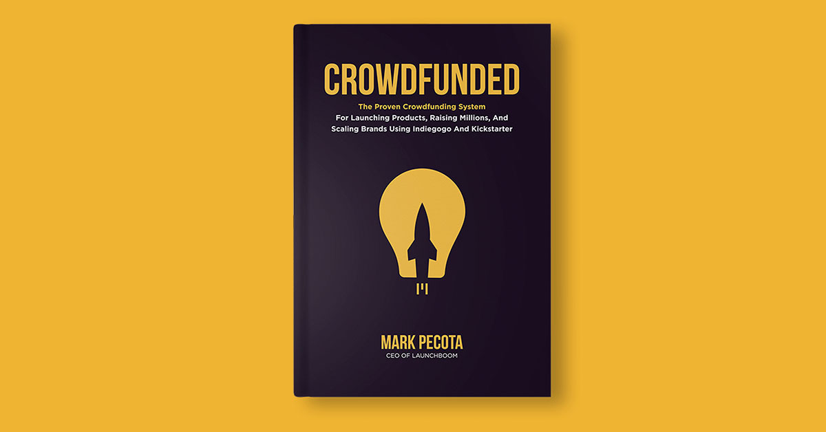 CROWDFUNDED is the guidebook to navigate COVID-19