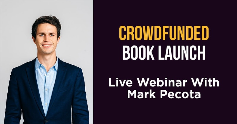 Crowdfunded Book Launch w/ Mark Pecota