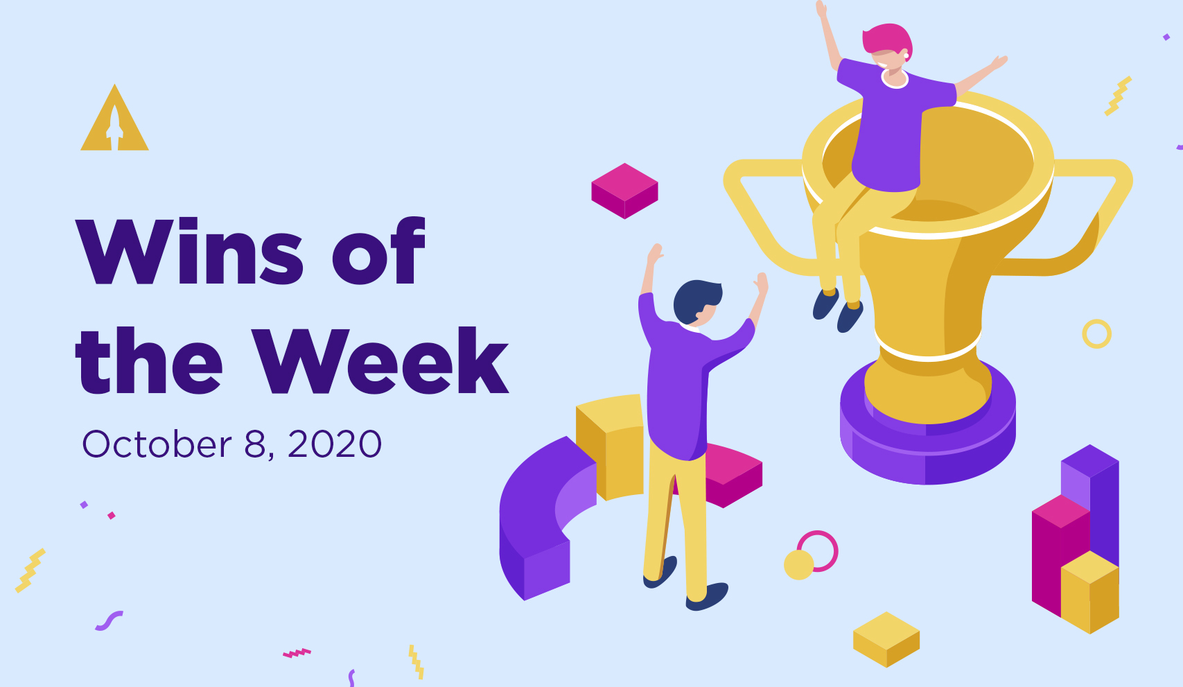 Wins of the Week: October 8, 2020